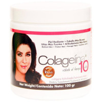 Colagenia 10 Hydrolyzed Collagen Powder 3.52 oz [897666001201]