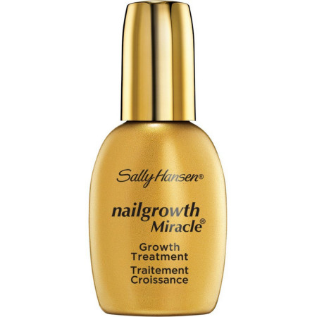 Sally Hansen Nailgrowth Miracle, Serum, Clear 0.45 oz [074170451030]