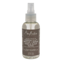 Shea Moisture Sacha Inchi Oil Omega 3, 6 , 9 Rescue + Repair Heat Protect Oil Serum, 4 oz [764302263135]