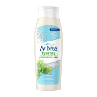 St. Ives Purifying Body Wash Sea Salt and Kelp, 13.5 oz [077043101773]