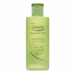 Simple Soothing Facial Toner 6.70 oz [087300700090]