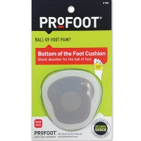 ProFoot Bottom of the Foot Cushion One Size 1 Each [080376010889]