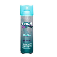 Rave 4X Mega Aerosol Hairspray, with ClimaShield, Scented 11oz [816559010762]