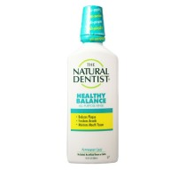 The Natural Dentist Healthy Balance All Purpose Rinse 16.9 oz  [714132000738]