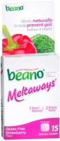 Beano Meltaways Strawberry 15 Tablets [042037103033]