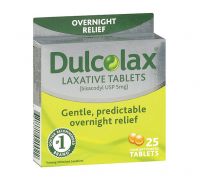 Dulcolax Tablets 25 Tablets [681421020022]