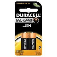 Duracell Medical Alkaline Batteries 1.5 Volt 2 Each [041333662756]