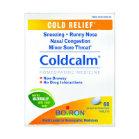Boiron Coldcalm Quick-Dissolving Tablets 60 Tablets [306962607609]