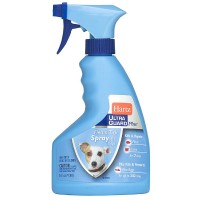Hartz UltraGuard Plus Flea & Tick Spray for Dogs 16 oz [032700018832]