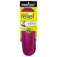 Profoot Stress Relief Insole, Women, 6-10 1 Pair [080376224019]