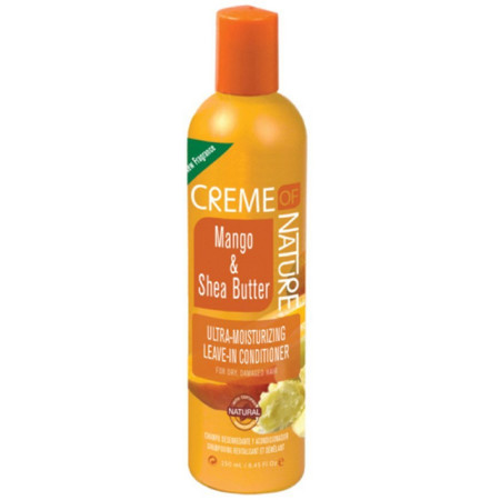 Creme Of Nature Leave In Conditioner Natural Hair Review