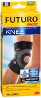 FUTURO Sport Moisture Control Knee Support, Medium 1 ea [382254015031]