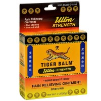 Tiger Balm Sport Rub Pain Relieving Ointment, Ultra Strength 1.70 oz [039278315417]
