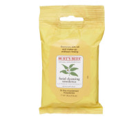 Burt's Bees Facial Cleansing Towelettes with White Tea Extract 10 ea [792850016736]