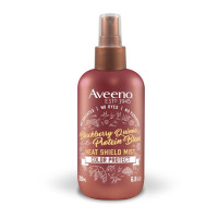 Aveeno Blackberry Quinoa Protein Blend Heat Shield Mist 6.8 oz [052800673175]