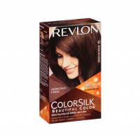 Revlon ColorSilk Hair Color [47], Medium Rich Brown 1 ea [309978695479]