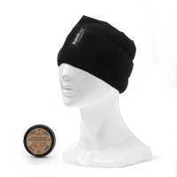 Headache Hat and Svasthya Headache Balm Bundle-The Original Wearable Ice Pack  with Peppermint Headache Balm- for Migraines&Tension Relief 1 ea [191567880898]