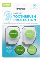 Dr. Tung's Snap-On Toothbrush Sanitizer 2 ea [019373951154]