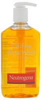 Neutrogena Oil-Free Acne Wash 9.10 oz [070501017128]