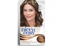 CLAIROL Nice 'n Easy Permanent Color, 6/116 Natural Light Neutral Brown 1 ea [381519000270]