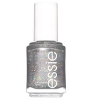 Essie winter nail polish, winter trend 2019, glitter finish, making spirits bright, 0.46  oz [095008038131]