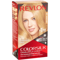 Revlon ColorSilk Beautiful Color, [74] Medium Blonde 1 ea [309978695745]