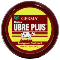 Germa  Manteca Ubre Plus Ointment 3 oz [790933707298]