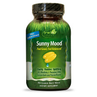 Applied Nutrition Irwin Naturals Sunny Mood, Softgels 75 ea [710363580513]