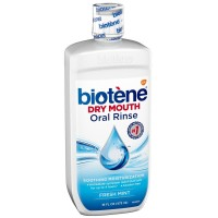 Biotene Dry Mouth Oral Rinse, Fresh Mint 16 oz [048582003309]