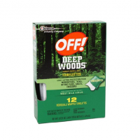 OFF! Deep Woods Towelettes 12 Each [046500549960]
