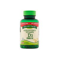 Nature's Truth High Potency Vitamin D3 2000 IU, 300 ea  [840093103734]