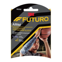 Futuro Performance Compression Arm Sleeve, Large/X-Large, 1 ea [051131204935]