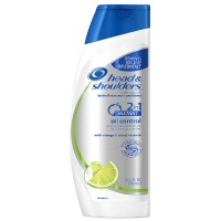 Head & Shoulders Instant Oil Control 2-in-1 Dandruff Shampoo + Conditioner 12.80 oz [037000918455]