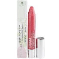 Clinique Chubby Plump & Shine Liquid Lip Plumping Gloss, [03] Portly Peach .13 oz [020714840235]