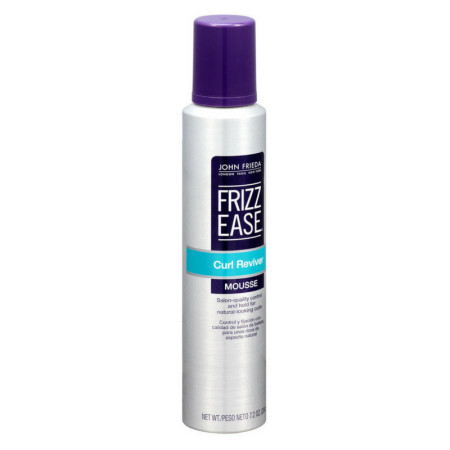 John Frieda Frizz Ease Mousse Curl Reviver 7.2 oz [717226127250]