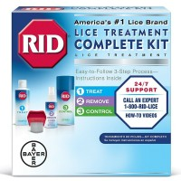 RID Complete Lice Elimination Kit 1 ea [016500504924]