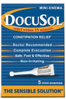 DocuSol Mini Enemas 5 ea [094922649881]