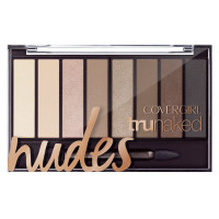 CoverGirl truNAKED Eyeshadow Palette, Nudes 1 ea [022700581115]