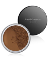 BareMinerals Powder Matte Foundation, [29] Neutral Deep  .21 oz [098132499793]
