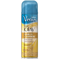 Gillette Venus with a Touch of Olay, Shave Gel, Vanilla Cashmere 7 oz [047400653894]