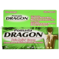 Pomada Dragon Ultra Strength Pain Relieving Cream 2 oz [650066000164]