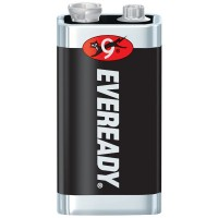 Eveready Super Heavy Duty Battery 9V 1 ea [039800059390]