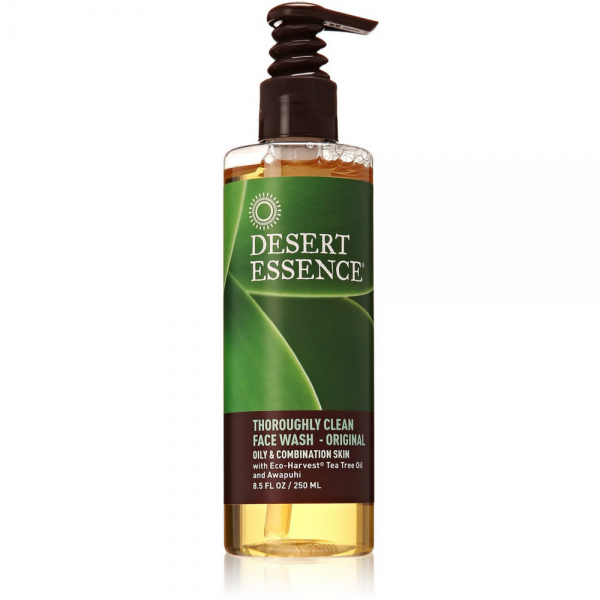 Desert Essence Thoroughly Clean Face Wash Original 8 50