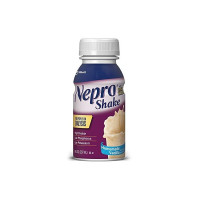 Nepro Therapeutic Nutrition Shake with 19 grams of protein, Nutrition for people on Dialysis, Vanilla, 8 fl ounces, 16 ea [070074631769]