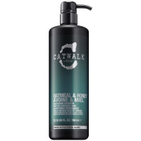 TIGI Catwalk Oatmeal and Honey Nourishing Shampoo 25.36 oz [615908421491]