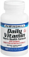 Windmill Daily Vitamin Tablets Men's Health Formula 60 Tablets [035046000776]