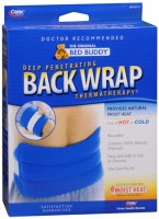 Bed Buddy Deep Penetrating Back Wrap 1 Each [632615050806]