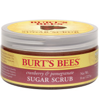 Burt's Bees Sugar Scrub Cranberry & Pomegranate 7.15 oz [792850004023]