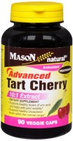 Mason Natural Advanced Tart Cherry 10:1 Veggie Caps 60 Caps [311845150097]