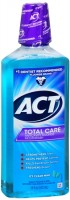 ACT Total Care Anticavity Fluoride Mouthwash Icy Clean Mint 18 oz [041167096505]